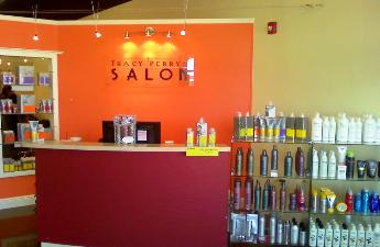 Picture beautiful upscale salon in Gulfport, MS